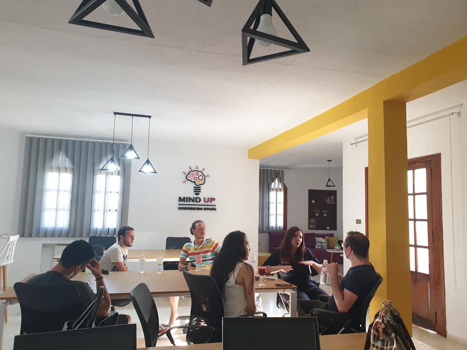 MindUp Coworking Space Just Launched in Tunis