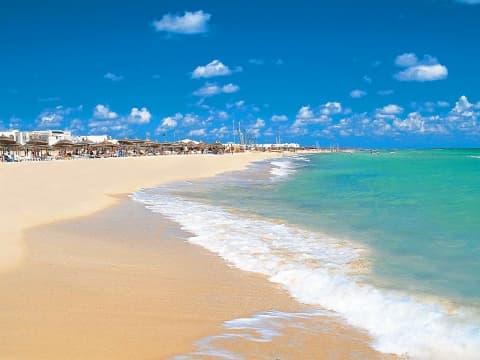 Djerba Island Beach