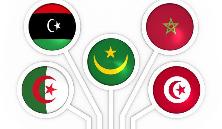 Arab Maghreb Union members.