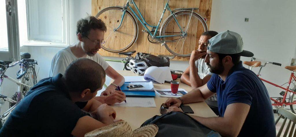 Bike Culture in Tunisia