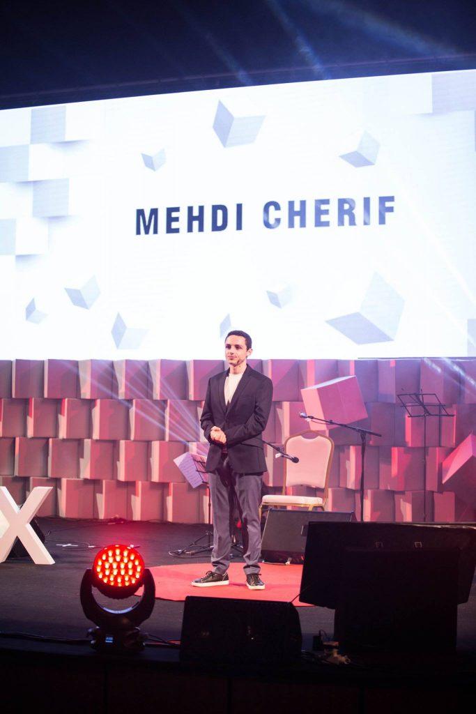 Mehdi Cherif at TEDx Sfax