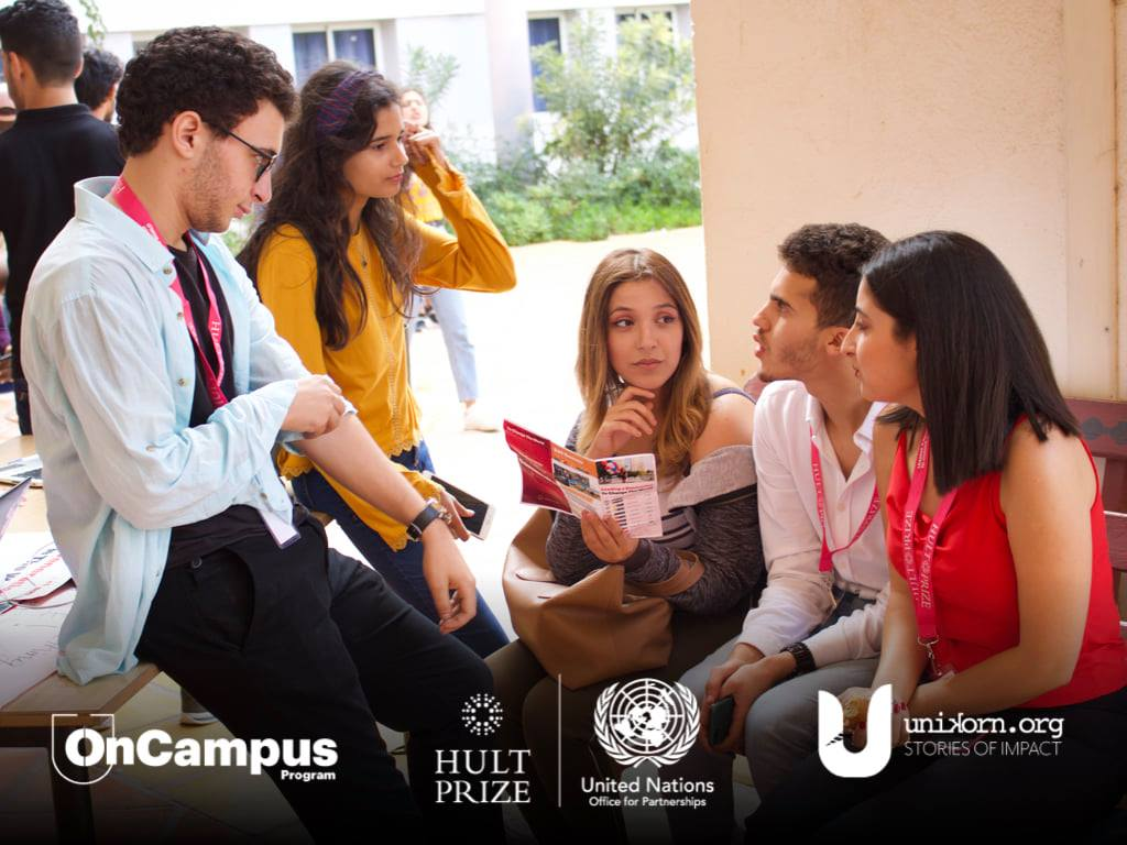 Hult Prize at Tunis Business School