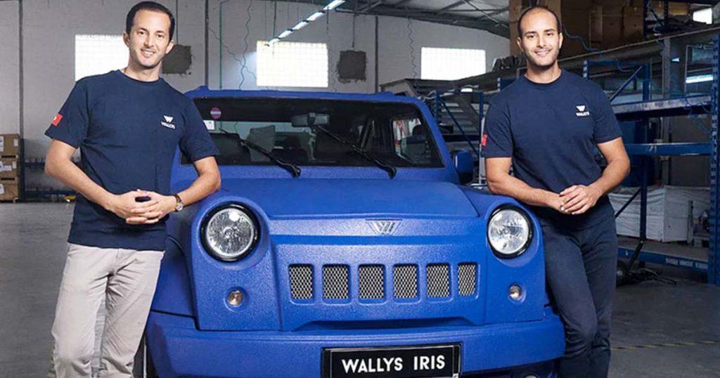 Wallyscar founders