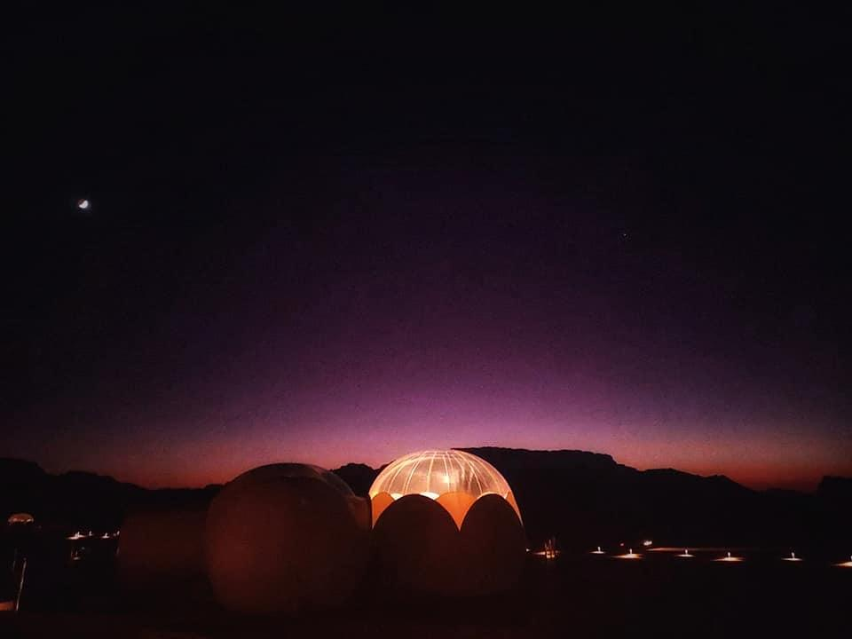 Douz-Glamping Under the Tunisian Star