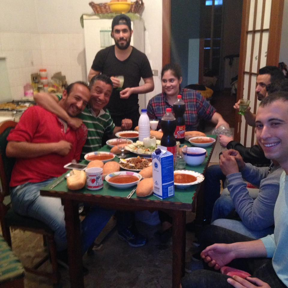 Iftar in Tunisia
