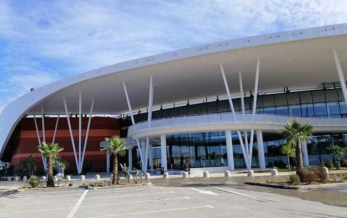 Mall in Tunisia