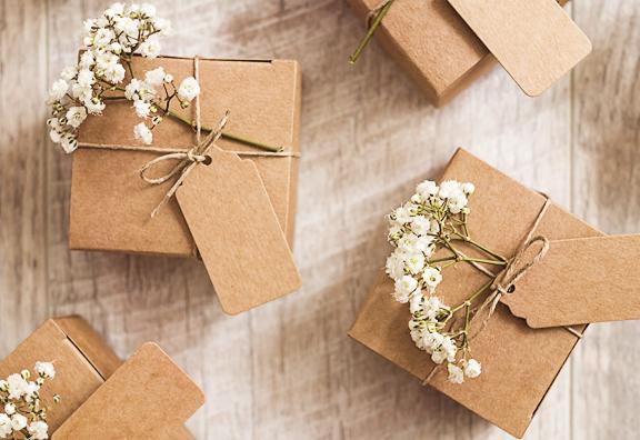 Registering Wedding Gifts