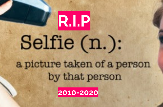 Narcissism is Dead