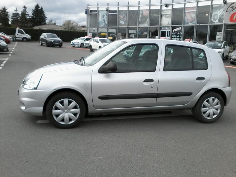 Renault Clio II/Campus/Bombée