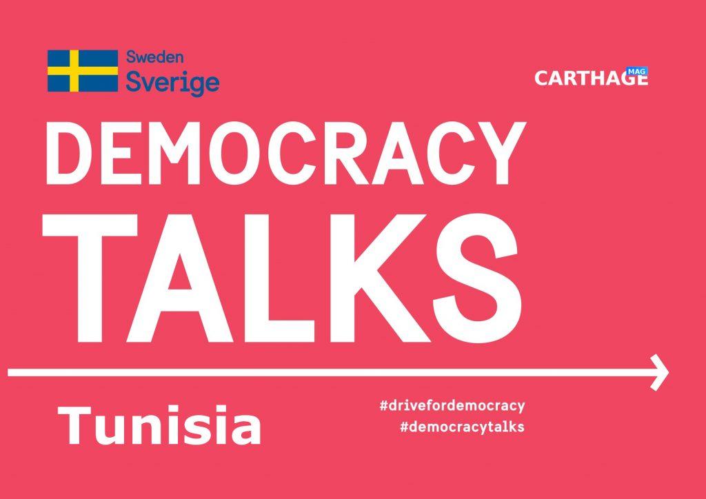 'DemocracyTalk' in Tunisia