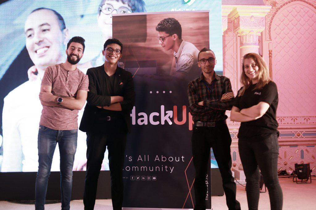 HackUp Startup