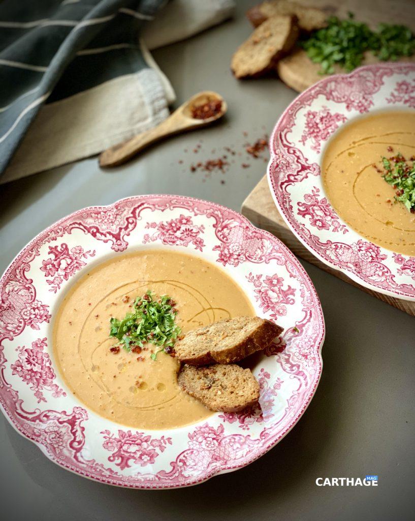Tunisia's Lentil Soup