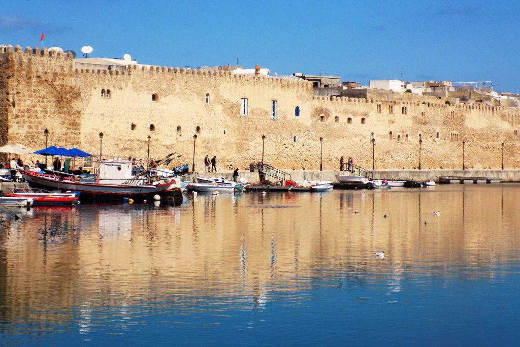 Old Harbor of Bizerte