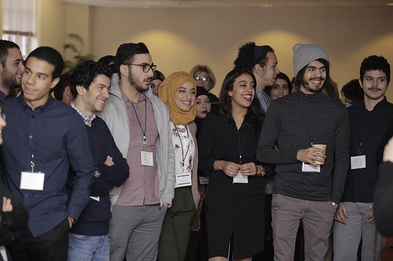 2016-2017. Alumni of the TJSP in Tunisia.