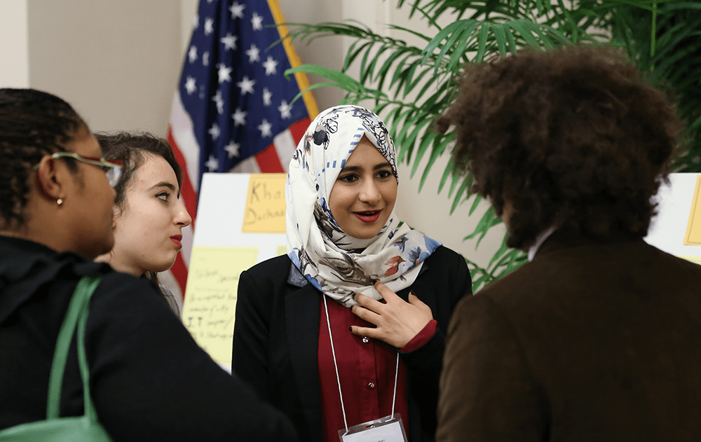 2018 Thomas Jefferson Scholarship Program (UGRAD) 2018/2019 for Tunisians to study in USA (Fully Funded)