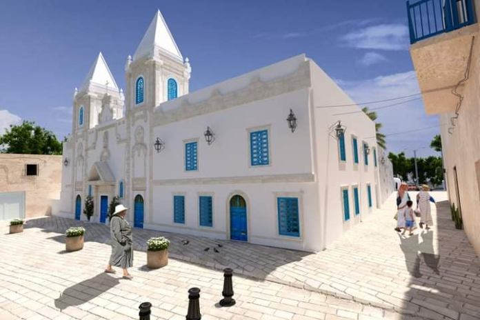 Church of St. Joseph in Djerba