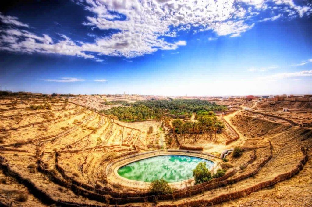 Oasis of Nafta