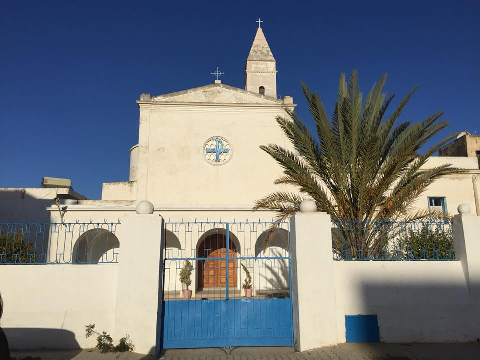 St. Augustine And St. Fidelis Church  of La Goulette