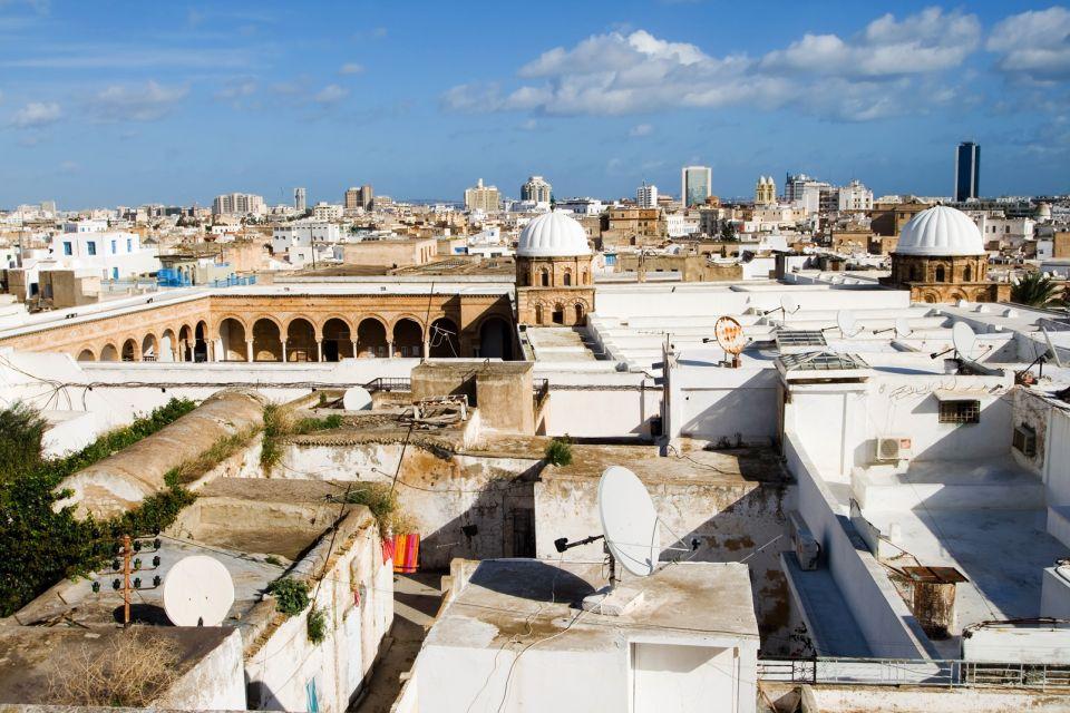 Tunisian architecture style
