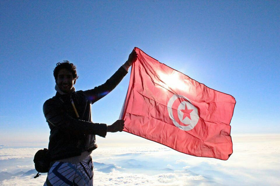 Anniversary of the Tunisian Revolution. Credit: Pinterest.
