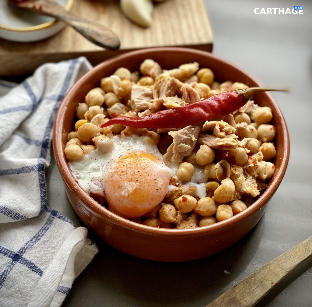 Tunisian Lablebi