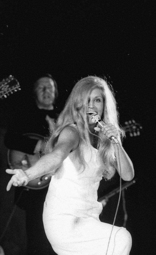 Dalida, 1975.