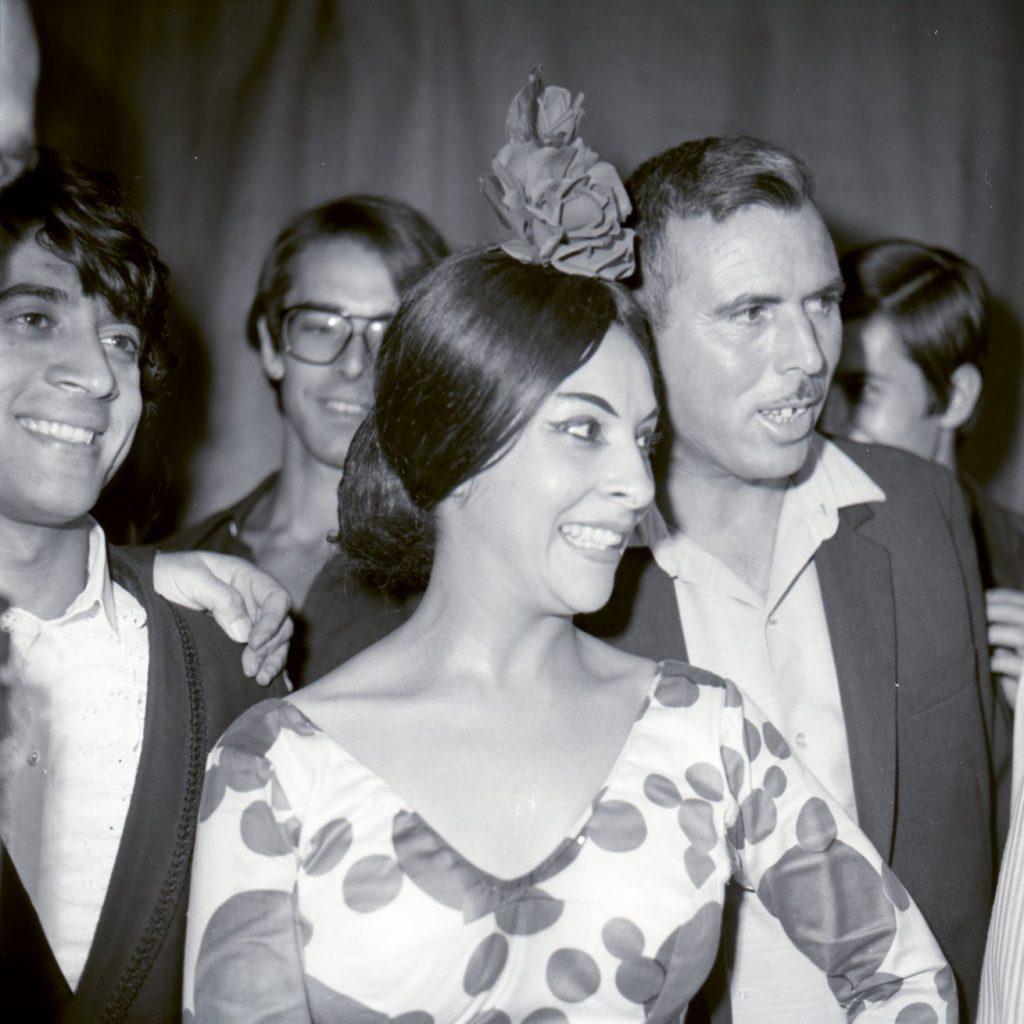 Lucero Tina, 1969.