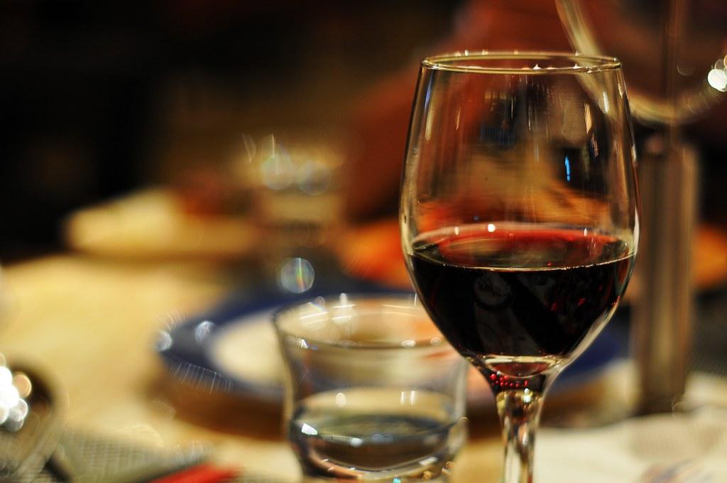 Wine. Alcohol in Tunisia.