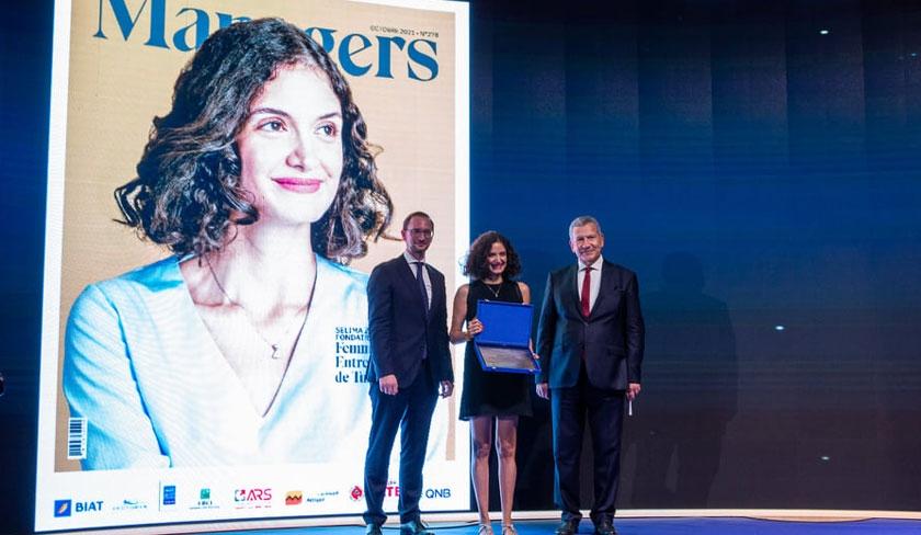 Selima Zaouali Wins Woman Entrepreneur of the Year 2021 in Tunisia